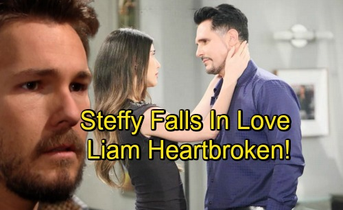 The Bold and the Beautiful Spoilers: Steffy Falls Hard for Bill, Thrilled Over Her Choice – Liam Pines as 'Still' Love Grows