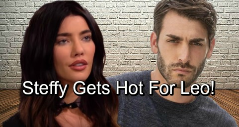 The Bold and the Beautiful Spoilers: Comings and Goings – Steffy Gets Steamy for New Hunk Leo – John McCook Teases Major Shakeups