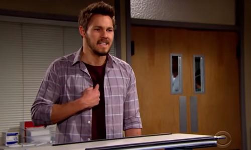 The Bold and the Beautiful Spoilers: Detective Sanchez Recreates Crime Scene – Desperate Bill Struggles to Protect Liam