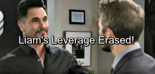 The Bold and the Beautiful Spoilers: Liam's Leverage Erased – Bill's A Dangerous Adversary, Can Liam Survive?