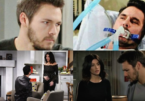 The Bold and the Beautiful Spoilers: Liam Rages At Bill Over Steffy Proposal