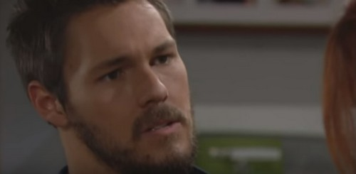 The Bold and the Beautiful Spoilers: Friday, November 10 - Sally Tries to Get Liam To Lie To Steffy About The Kiss