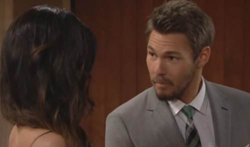 The Bold and the Beautiful Spoilers: Bill's Threat To Take Steffy's Baby – Liam Won't Raise Dad's Child in Twisted Triangle