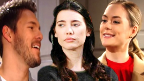 The Bold and the Beautiful Spoilers: Week of February 26 - Steffy Outraged When Liam Shows Up At Forrester To See Hope