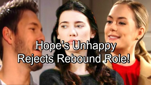 The Bold and the Beautiful Spoilers: Hope Conflicted – Doesn't Want to be Liam's Rebound