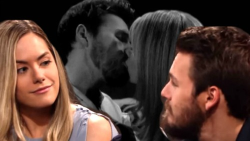 The Bold and the Beautiful Spoilers: Week of April 2 - Liam and Hope Kiss After True Feelings Revealed – Passion Heats Up