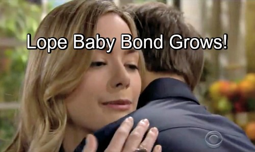 The Bold and the Beautiful Spoilers: Liam and Hope Bond Over Baby Prep – Bill Urges Steffy to Give Up and Accept 'Lope'