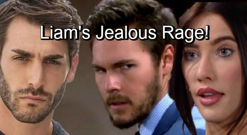 The Bold and the Beautiful Spoilers: Liam's Jealousy Erupts as Leo Asks Steffy Out – Hope Freaks Over Husband's Envy
