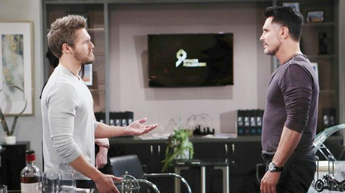 The Bold and the Beautiful Spoilers: Steffy Frustrates Lovestruck Bill, Won't Dump Liam - Bill Sabotages Son's Marriage