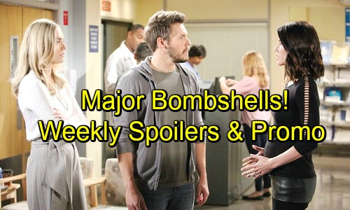 The Bold and the Beautiful Spoilers: Week of March 19-23 – Nasty Conflict, Major Bombshells and Alarming Accusations