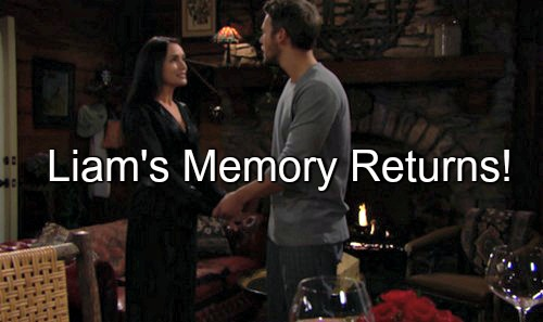 The Bold and the Beautiful (B&B) Spoilers: Liam Searches Cabin for Answers, Memories Return – Will Steffy Stick with Wyatt?