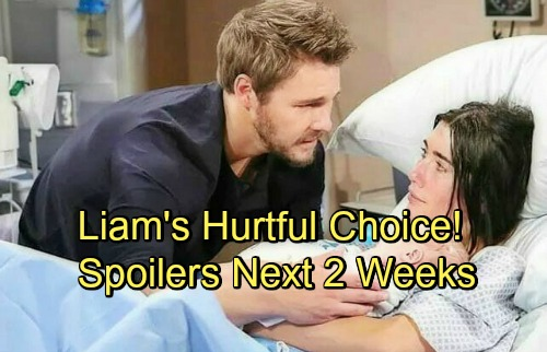 The Bold and the Beautiful Spoilers for Next 2 Weeks: Xander Avant Shakes Things Up – Big Costs For Liam's Decision