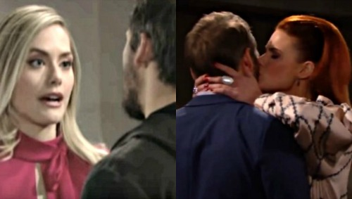 The Bold and the Beautiful Spoilers for Next 2 Weeks: Bill Wants Steffy and Baby – 'Bridge' Wedding Threatened