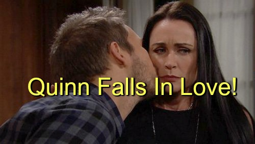 The Bold and the Beautiful (B&B) Spoilers: Quinn Falls in Love With Liam - Twisted Story Rips Apart Spencer Family
