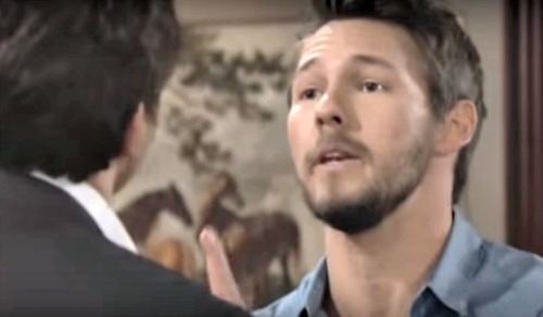 The Bold and the Beautiful Spoilers: Thursday, May 10 – Hope and Steffy Feud Over Husband-Stealing – Liam Tells Ridge to Back Off