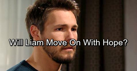 The Bold and the Beautiful Spoilers: Did Bill Do The Right Thing - Will Liam Move On With Hope?