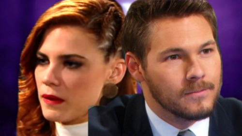 The Bold and the Beautiful Spoilers: Sally's Halloween Is a Nightmare – Liam Saves Her from Danger, Feelings Intensify