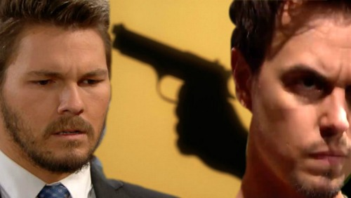 The Bold and the Beautiful Spoilers: Liam's Arrest For Shooting Bill Sparks Alarming Steffy Baby Crisis