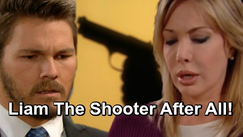 The Bold and the Beautiful Spoilers: Liam the Shooter After All, Truth Finally Revealed – Bill and Taylor Hide the Bombshell?