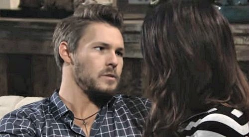 The Bold and the Beautiful Spoilers: Steffy Moves Out Of Liam's Place - Liam Declares War On Wyatt
