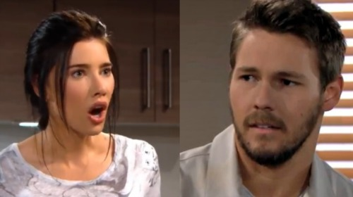 The Bold and the Beautiful Spoilers: Liam's Mom, Kelly Hopkins Alive? - Steffy Looks To Future