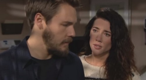 The Bold and the Beautiful Spoilers: Liam Offers Hope Stepmom Role With Baby Girl  – Seeks Happy Family Without Cheater Steffy