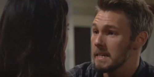 The Bold and the Beautiful Spoilers: Wednesday, January 3 - Liam Assumes the Worst of Bill, Thinks Steffy Was Drugged
