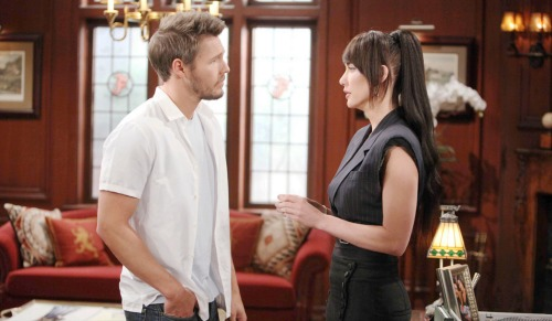 The Bold and the Beautiful Spoilers: Ridge Won't Accept Lope - Trouble Looms?