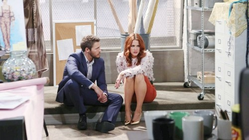 The Bold and the Beautiful Spoilers: Steffy Furious At Bill's Betrayal - Liam and Sally's Lives at Risk as Spectra Explodes