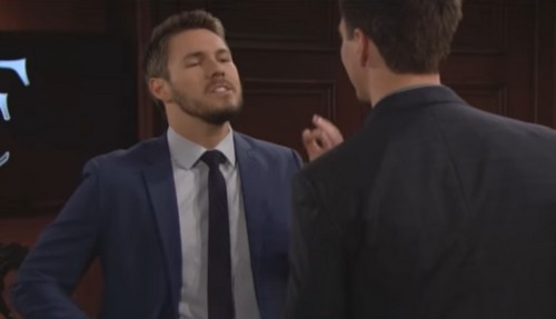 The Bold and the Beautiful Spoilers: Ridge and Quinn Get an Earful from Eric – Wyatt and Liam Face Off