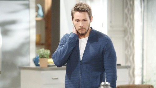 The Bold and the Beautiful Spoilers: Liam Pushes Steffy Into Bill's Arms - Liam's To Blame For His Wife Cheating