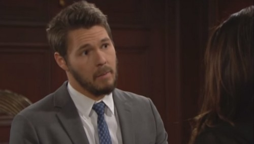 The Bold and the Beautiful Spoilers: Liam Blames Bill for Sally's Desperation, Tells Steffy – Thomas and Sally Tearful Goodbye