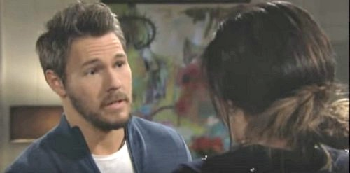 The Bold and the Beautiful Spoilers: Friday, November 17 - Liam's Wedding Vow Renewal Surprise Adds to Steffy's Guilt
