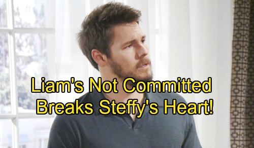 The Bold and the Beautiful Spoilers: Bill Is Stalker Scum, But He's Right – Liam Isn't Fully Committed, Breaks Steffy's Heart