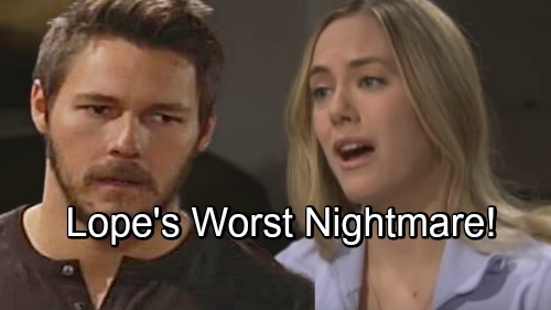 The Bold and the Beautiful Spoilers: Liam and Hope Rocked by Their Worst Nightmare – Baby Shocker Brings Dark and Gripping Story