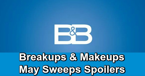 The Bold and the Beautiful Spoilers: May Sweeps Preview – Hot Pursuits, Exposed Secrets and Sneaky Power Plays