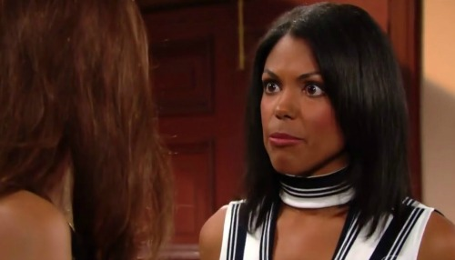 The Bold and the Beautiful Spoilers: Nicole and Maya's Battle Over Lizzy – Whose Side Are You On, Team Maya or Team Nicole?