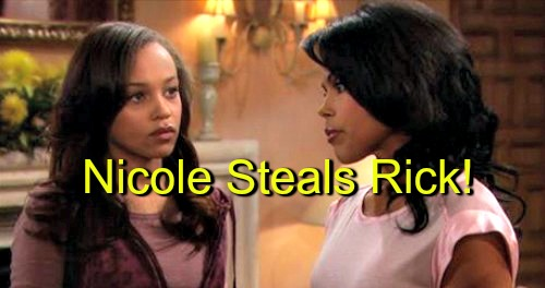 The Bold and the Beautiful (B&B) Spoilers: Nicole Gets Too Close to Rick After Zende Split, Steals Maya's Husband?