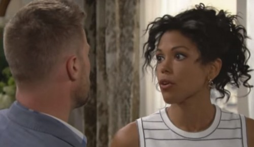 The Bold and the Beautiful Spoilers for Next 2 Weeks: Maya's Evil Baby Plan – Thomas Makes A Choice - Sheila Threatens Charlie