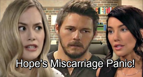 The Bold and the Beautiful Spoilers: Miscarriage Drives Hope to Desperate Scheme – Lies to Liam in Hopes of Saving Her Marriage