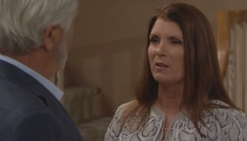 The Bold and the Beautiful Spoilers: Monday, June 3 - Sheila Tells Eric Quinn Is Cheating
