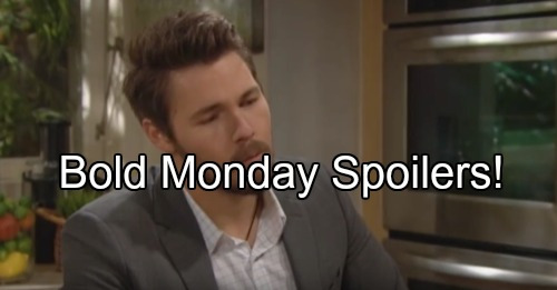 'The Bold and the Beautiful' Spoilers: Liam Busts Bill's Love Nest, Finds Earring – Steffy and Rick Suspect Ridge Has Secret