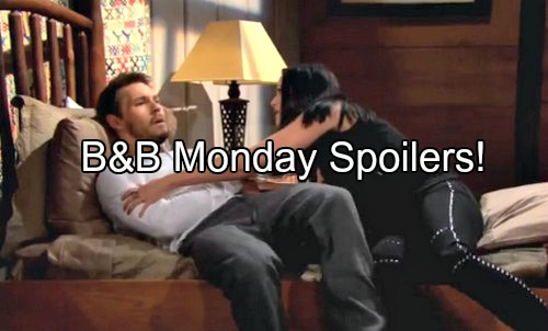 The Bold and the Beautiful (B&B) Spoilers: Quinn Manipulates Brothers - Sasha's Ugly Deal With Julius