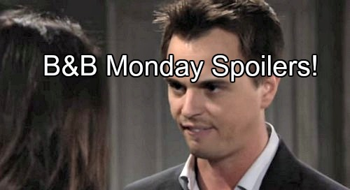 'The Bold and the Beautiful' Spoilers: Wyatt Begs Steffy Not to Leave, Desperately Fights for Marriage – Eric Shuts Ridge Down