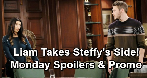 The Bold and the Beautiful Spoilers: Monday, December 17 – Steffy Explodes Over Hope's Attempt to Exile Taylor – Liam Takes Ex's Side