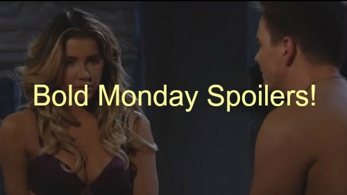 The Bold and the Beautiful (B&B) Spoilers: Wyatt Makes Play to Win Steffy – Liam Wants to Marry Steffy ASAP