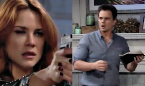 The Bold and the Beautiful Spoilers: Wyatt and Sally, Like The New Avengers – Cute Couple Seeking Justice