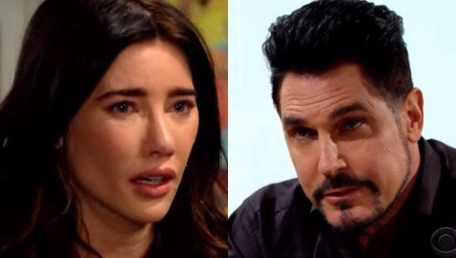 The Bold and the Beautiful Spoilers: Bill Tightens Cruel Grip on Steffy – Shoves Liam Aside and Blackmails His Way to Romance