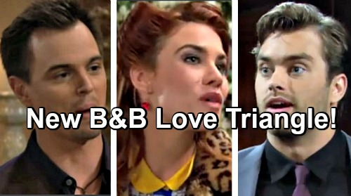 The Bold and the Beautiful Spoilers: Wyatt Fights Thomas For Sally Spectra - New B&B Love Triangle