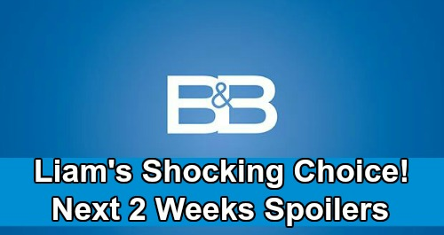 The Bold and the Beautiful Spoilers Next 2 Weeks: Liam Chooses Between Hope and Steffy – Maya and Zoe Face Off – Tricky Holiday Truces